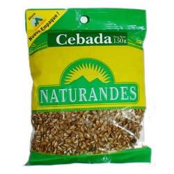 NATURANDES - TOASTED BARLEY X 150 GR