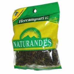 NATURANDES - HERCAMPURI LEAVES (Gentianella alborosea) X 40 GR