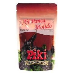 PIKI - PERUVIAN GROUND PANCA PEPPER ( AJI PANCA MOLIDO ) , DOYPACK X 120 GR