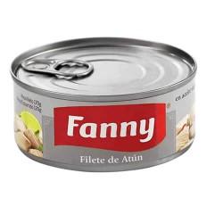 FANNY - TUNA FILLET (STEAK ) CANNED FISH - PERU, TIN x 170 GR