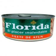 FLORIDA - FILLET OF TUNA TIN x 170 GR