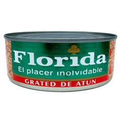 FLORIDA - GRATED OF TUNA TIN x 170 GR