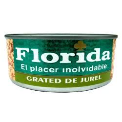 FLORIDA - GRATED OF JUREL TIN x 170 GR