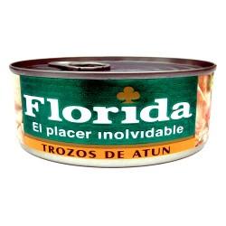 FLORIDA - PIECES OF TUNA TIN x 170 GR