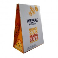 WASSKA - PERUVIAN PISCO SOUR PASSION FRUIT, BOX OF 125 GR