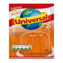 UNIVERSAL - ORANGE JELLY , BAG X  150 GR