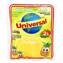 UNIVERSAL - PINEAPPLE JELLY, BAG X 150 GR