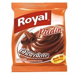 ROYAL - CHOCOLATE PUDDING , SACHET X 110 GR
