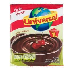 UNIVERSAL- CHOCOLATE PUDDING , SACHET X 100 GR