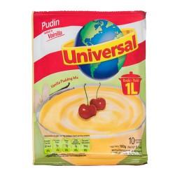UNIVERSAL - VANILLA PUDDING , SACHET X 100 GR
