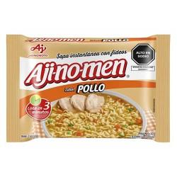 AJINOMEN - CHICKEN INSTANT NOODLE SOUP  X 80 GR.