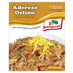 2 BANDERAS - OSTION  SEASONING SACHET x 100 GR