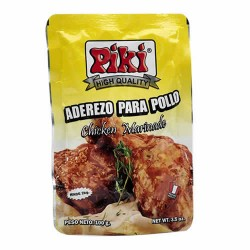 PIKI - MARINADE CHICKEN DRESSING SAUCE , SACHET X 100 GR