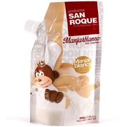 SAN ROQUE - PERUVIAN CLASSIC BLANCMANGE ( MANJAR BLANCO ) - DOYPACK X 200 GR
