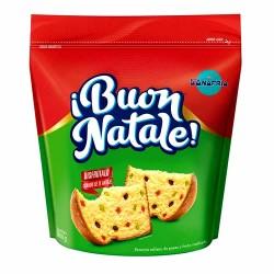 BUON NATALE PANETON - PERUVIAN FRUITCAKE- BAG X 1 KG