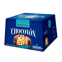 DONOFRIO CHOCOTON - PERUVIAN FRUITCAKE BOX OF 500 GR