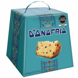 DONOFRIO PANETON  - PERUVIAN FRUITCAKE BOX OF 900 GR