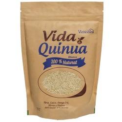 VIDA & QUINUA - WHITE QUINOA SEEDS 100% NATURAL VIDANDINA , DOYPACK X 454 GR